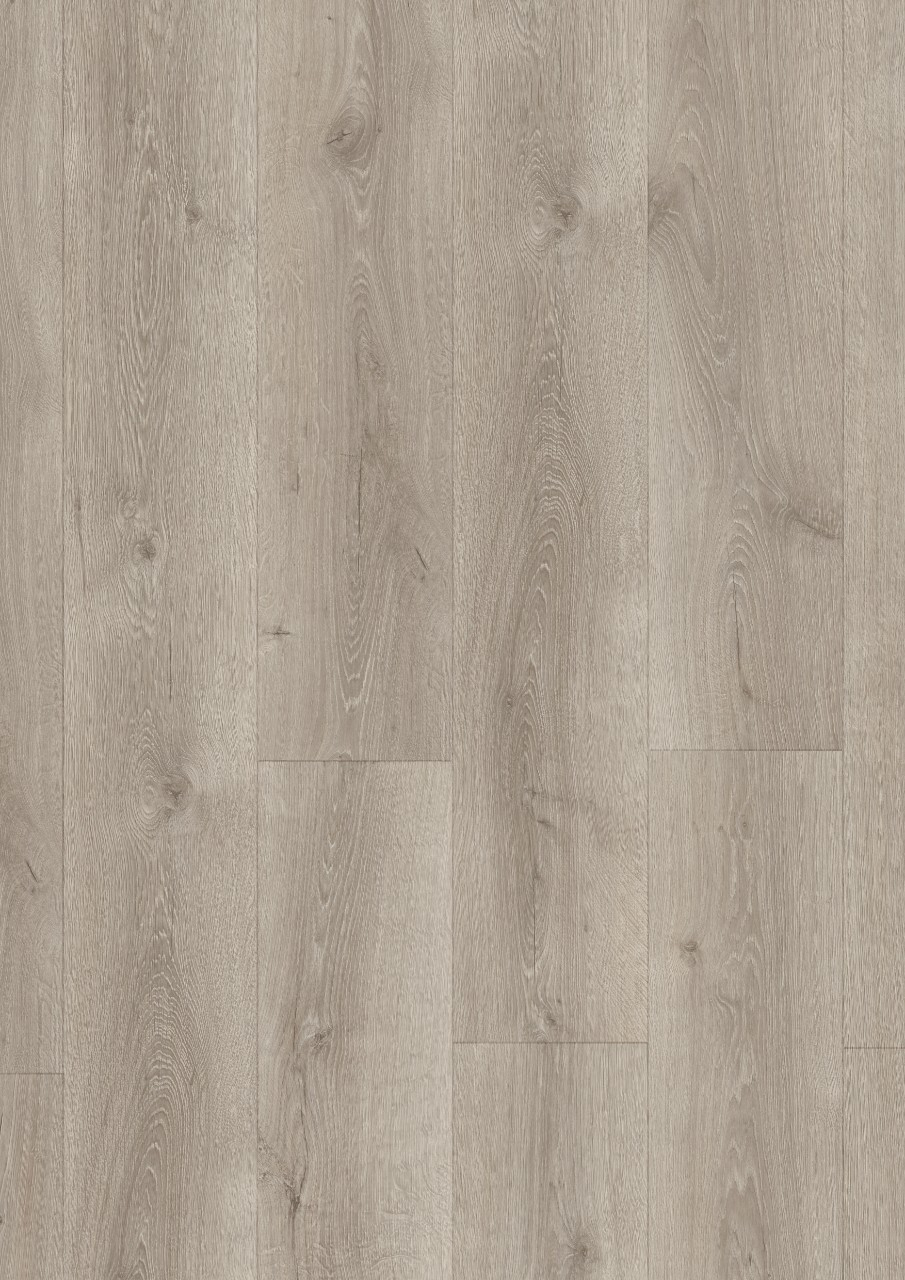 Light grey Majestic Laminate Desert Oak Brushed Grey MJ3552