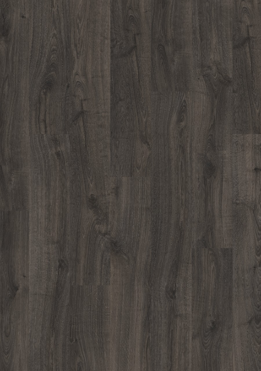 Чорний Eligna Ламінат Newcastle oak dark EL3581