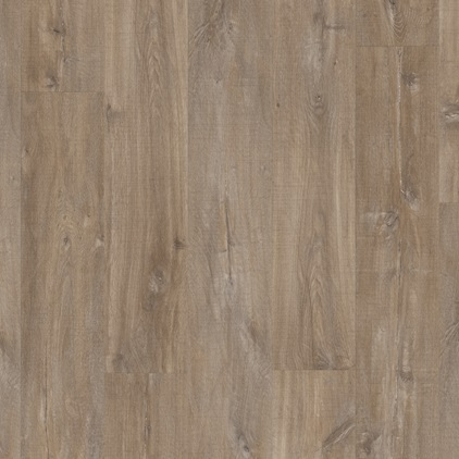 Dark brown Balance Click Vinyl Canyon oak dark brown saw cuts BACL40059