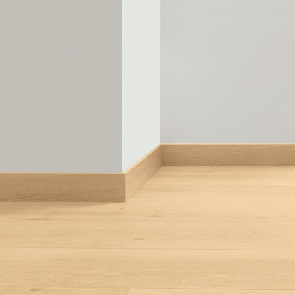 QSLPSKR Laminate Accessories Largo Parquet Skirting Board (matching colour) QSLPSKR01663