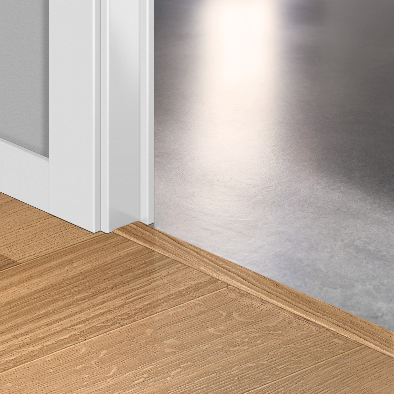 QSWINCP Parquet Accessories Incizo Profile (matching colour) QSWINCP01334