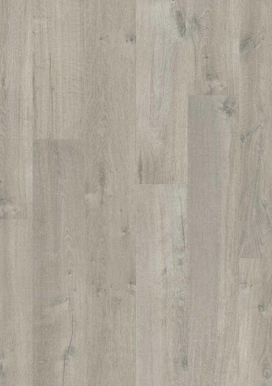 Dark Grey Impressive Laminate Soft Oak Grey IM3558