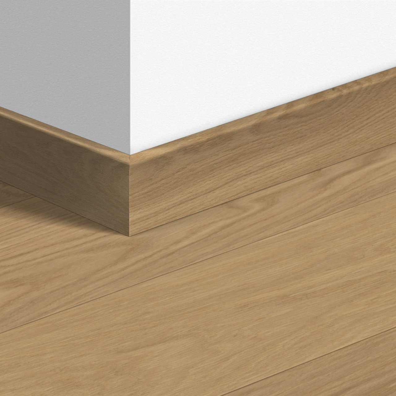 QSWPPSKR Parquet Accessories Parquet Skirting Board (matching colour) QSWPPSKR03095