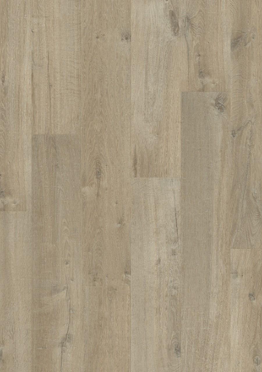 Бежевый Impressive Ultra Ламинат Дуб этнический коричневый IMU3557