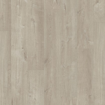Light grey Pulse Click Plus Vinyl Cotton oak warm grey PUCP40105