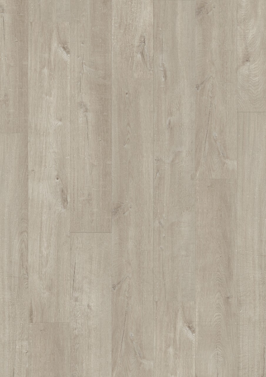 Light grey Pulse Click Vinyl Cotton oak warm grey PUCL40105