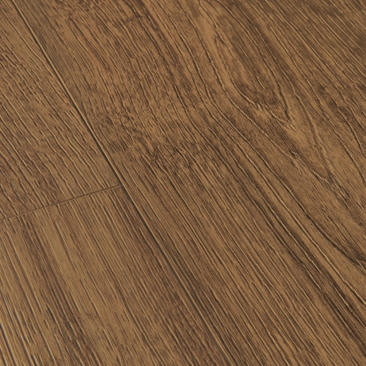 Dark brown Pulse Click Plus Vinyl Autumn oak brown PUCP40090