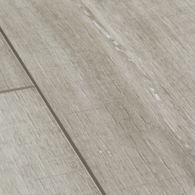 Lysegrå Balance Click Plus Vinyl Canyon oak grey with saw cuts BACP40030