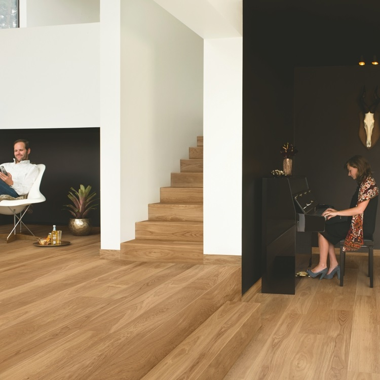 Natural Palazzo Parquet Roble herencia mate PAL1338S
