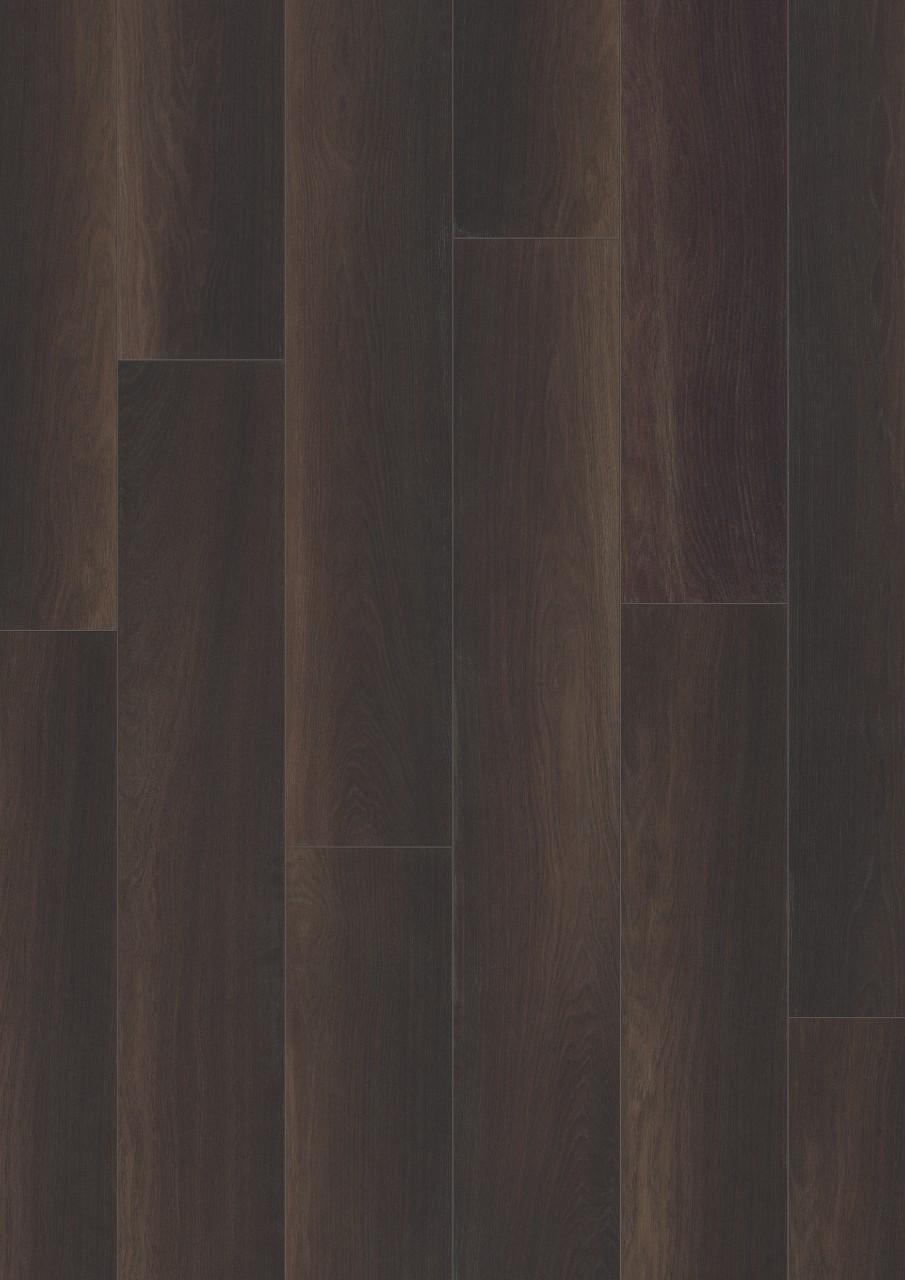 Černá Perspective Wide Laminát Dub kouřový tmavý UFW1540