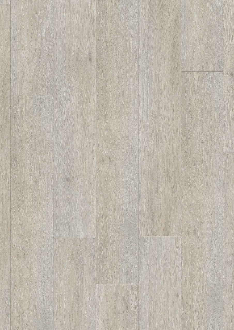 Light grey Balance Rigid Click Vinyl Silk oak light RBACL40052