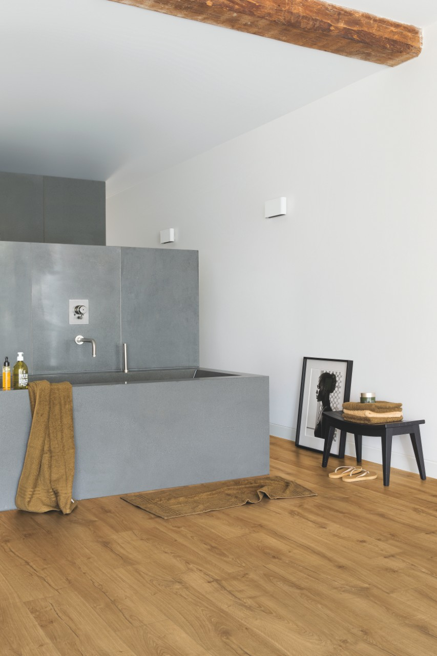 sol stratifi ou parquet interesting sol stratifi leroy merlin avec parquet stratifi flottant et. Black Bedroom Furniture Sets. Home Design Ideas