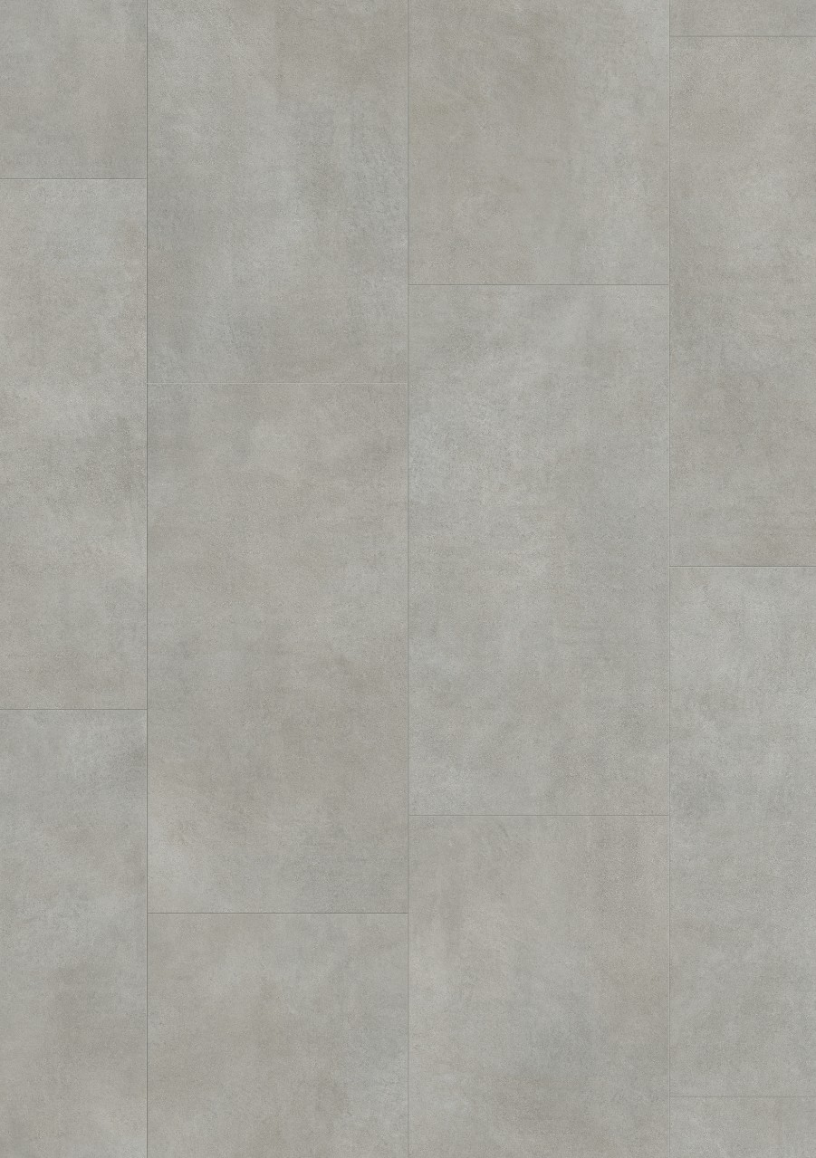 Темно-серый Ambient Click Винил Бетон тёплый серый AMCL40050