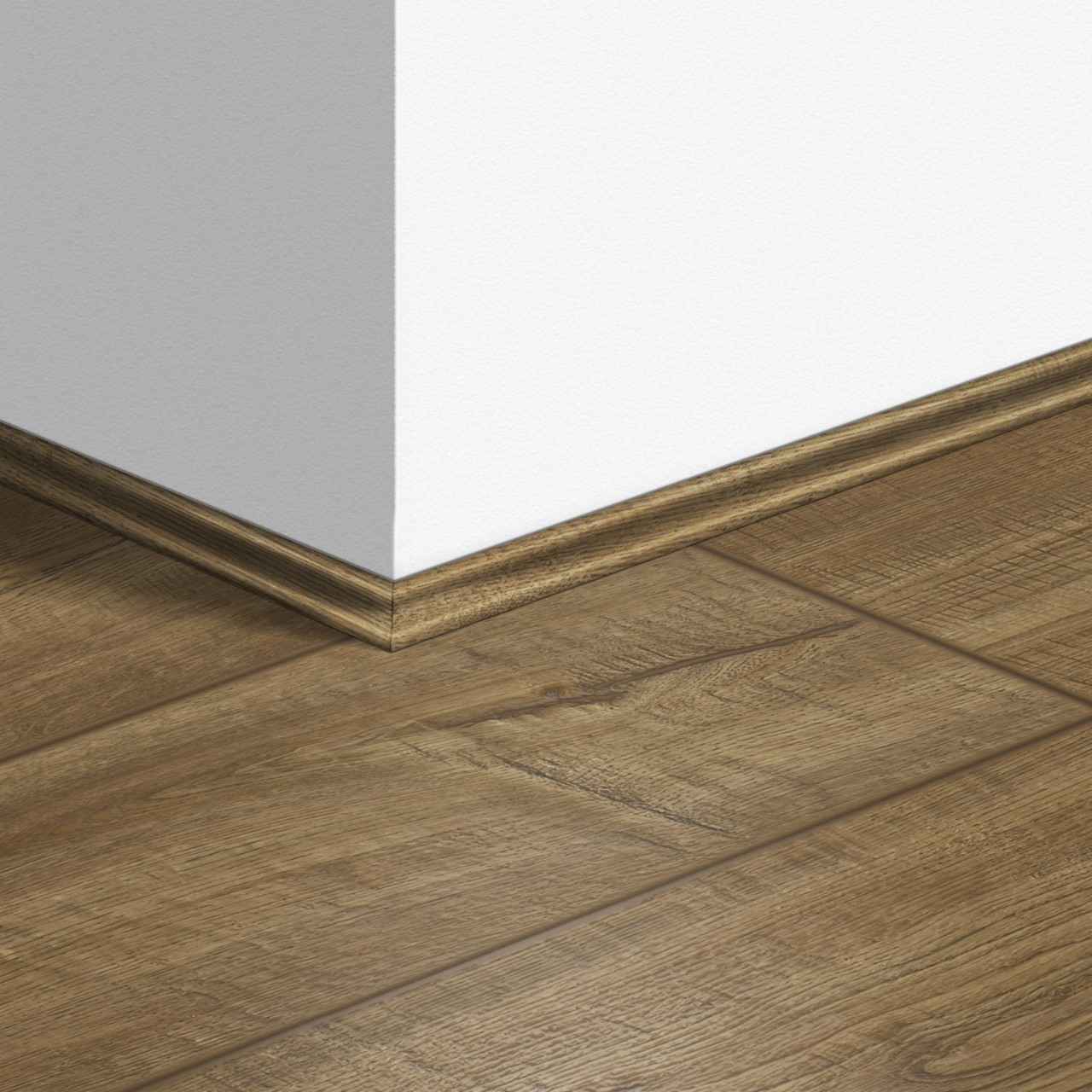 QSSCOT Laminate Accessories Scraped oak grey brown QSSCOT01850