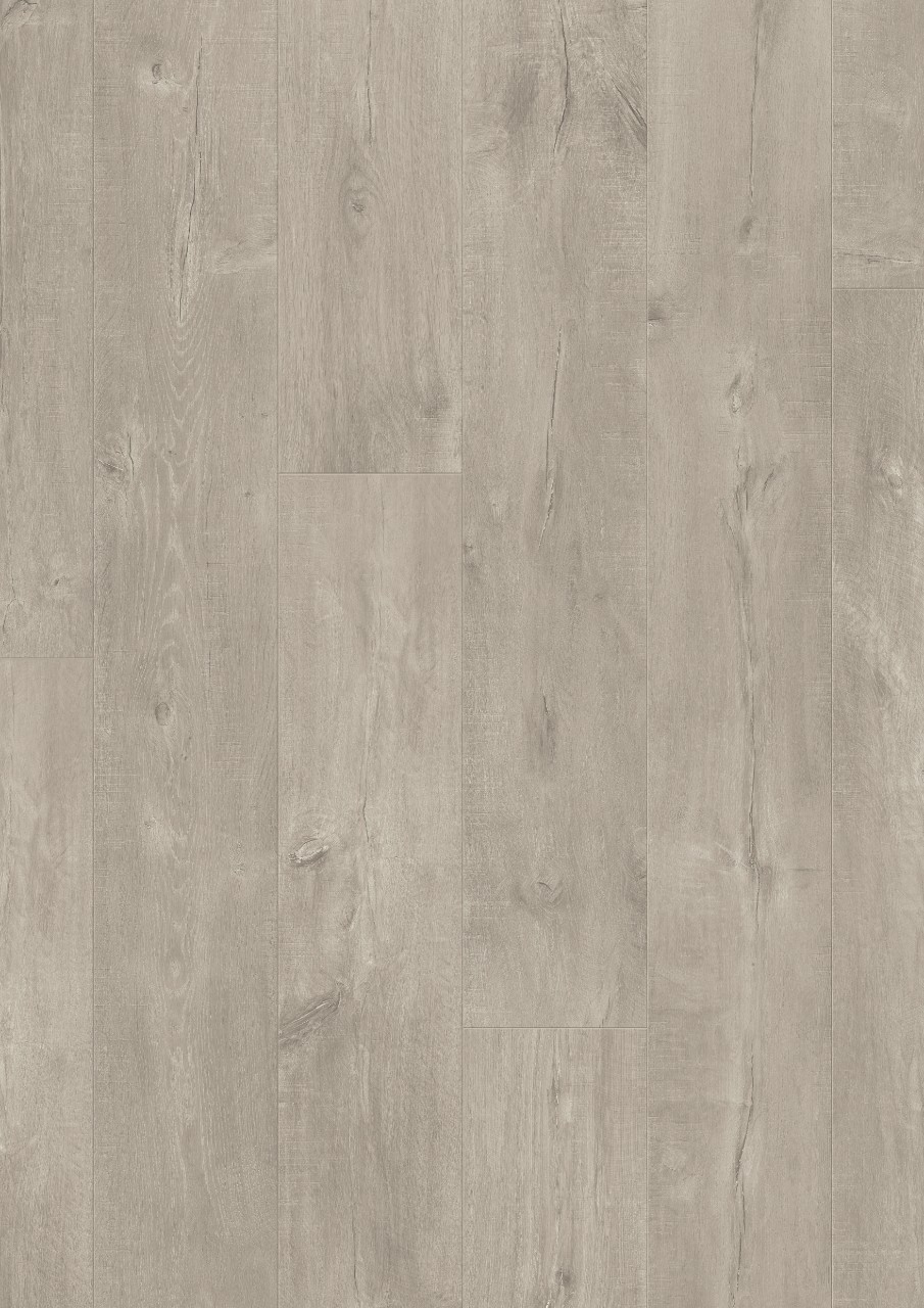 Gri deschis Largo Laminate Parchet de stejar Dominicano gri LPU1663