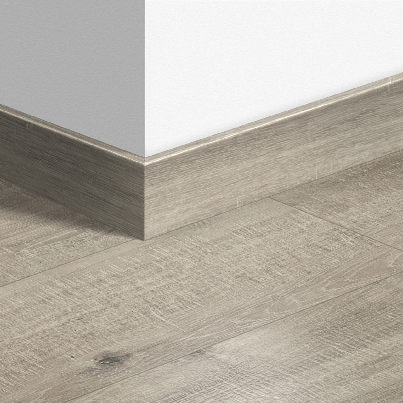QSPSKR Laminate Accessories Saw cut oak grey QSPSKR01858