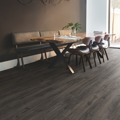 Black Eligna Laminate Newcastle oak dark EL3581