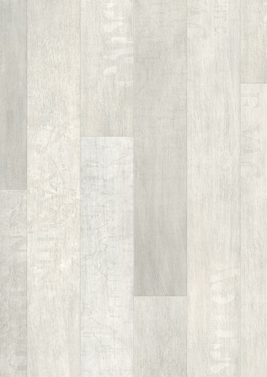 Gri deschis Largo Laminate Parchet de stejar Pacific LPU1507