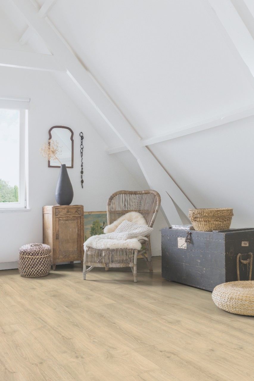 Bej Majestic Laminate Woodland Oak , nuanță Bej MJ3545