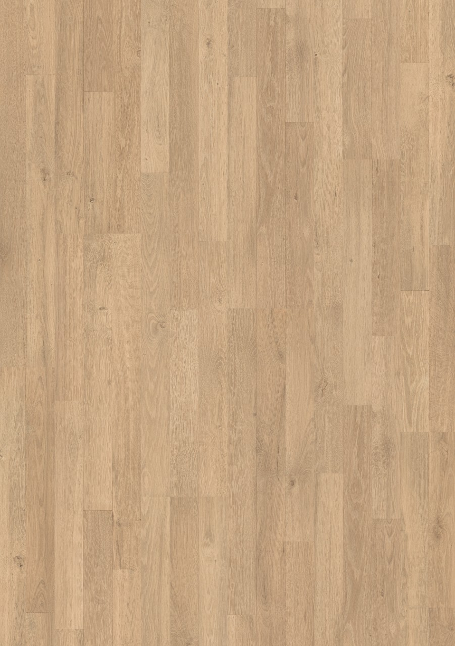 Beige Classic Laminate Enhanced vintage oak white, 3 strip CL1232