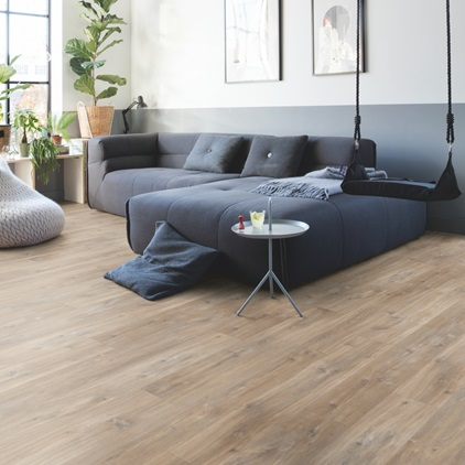 Mørkebrun Balance Click Plus Vinyl Canyon oak brown BACP40127