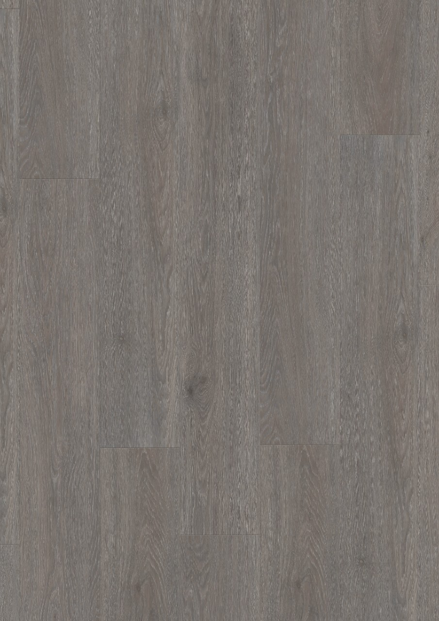 Bacp40060 silk oak dark grey beautiful laminate wood for Quick step flooring ireland