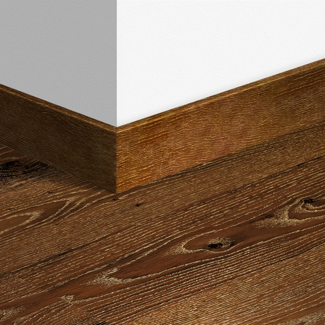 QSPSKR Laminate Accessories Metallic cérusé oak gold QSPSKR03996