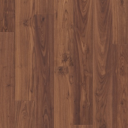 Dark brown Perspective Laminate Oiled walnut UF1043