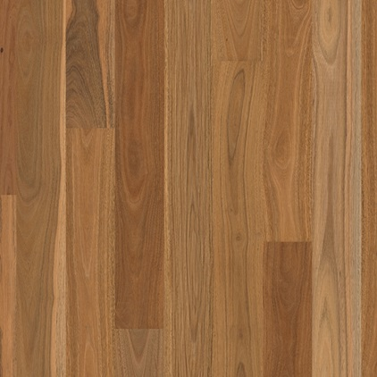 Dark brown ReadyFlor Timber Spotted Gum 1 strip GMRF18SGSPH