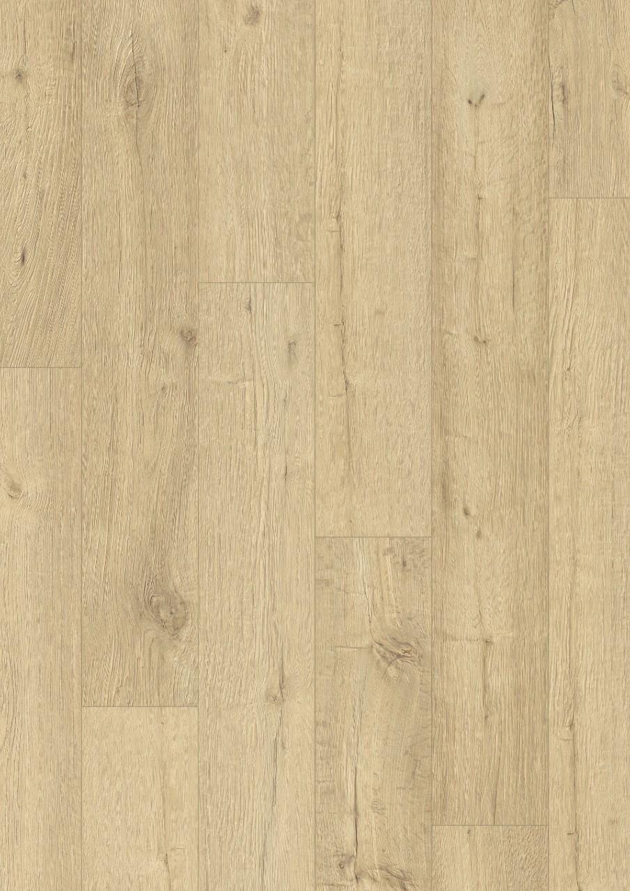 Im1853 sandblasted oak natural quick - Laminat beige ...