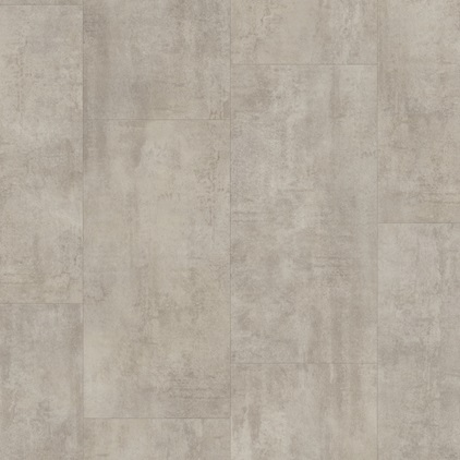 Light grey Ambient Click Plus Vinyl Light grey travertin AMCP40047