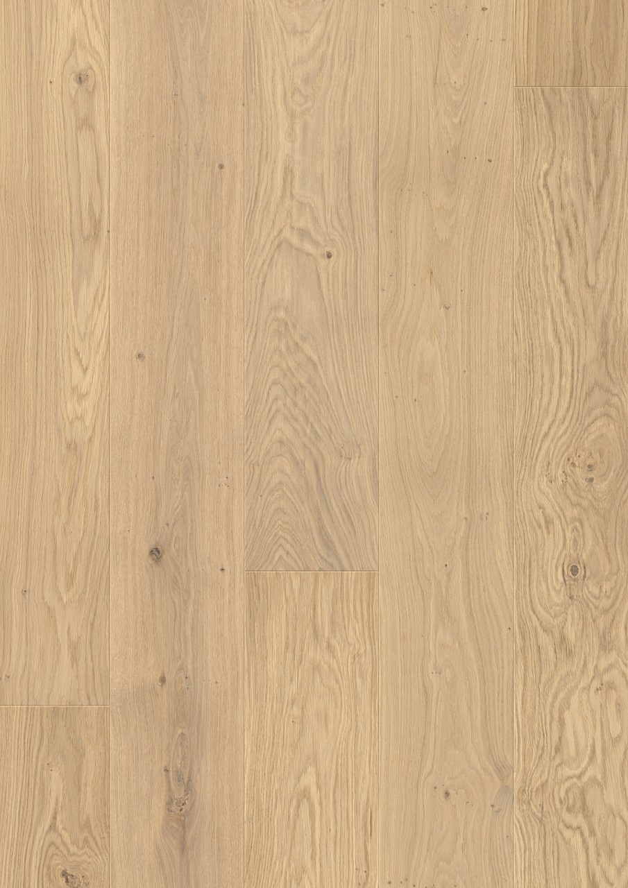 White Imperio Parquet Pure oak matt IMP1623SU