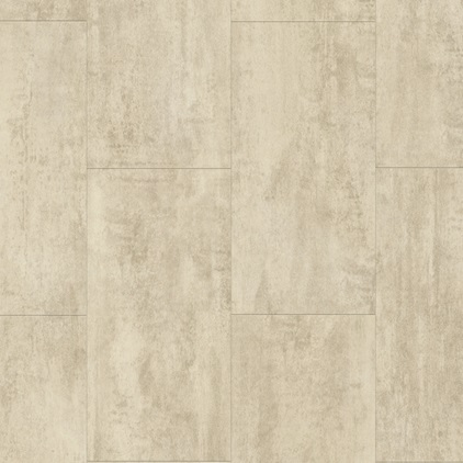 Beige Ambient Click Plus Vinyl Cream travertin AMCP40046