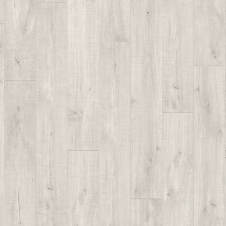 Light grey Balance Glue Plus Vinyl Canyon oak light with saw cuts BAGP40128