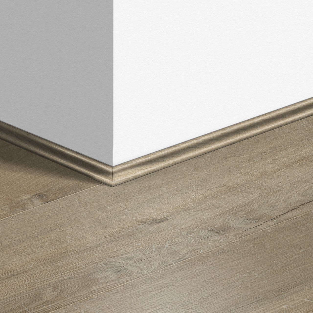 QSSCOT Laminate Accessories Soft oak light brown QSSCOT03557
