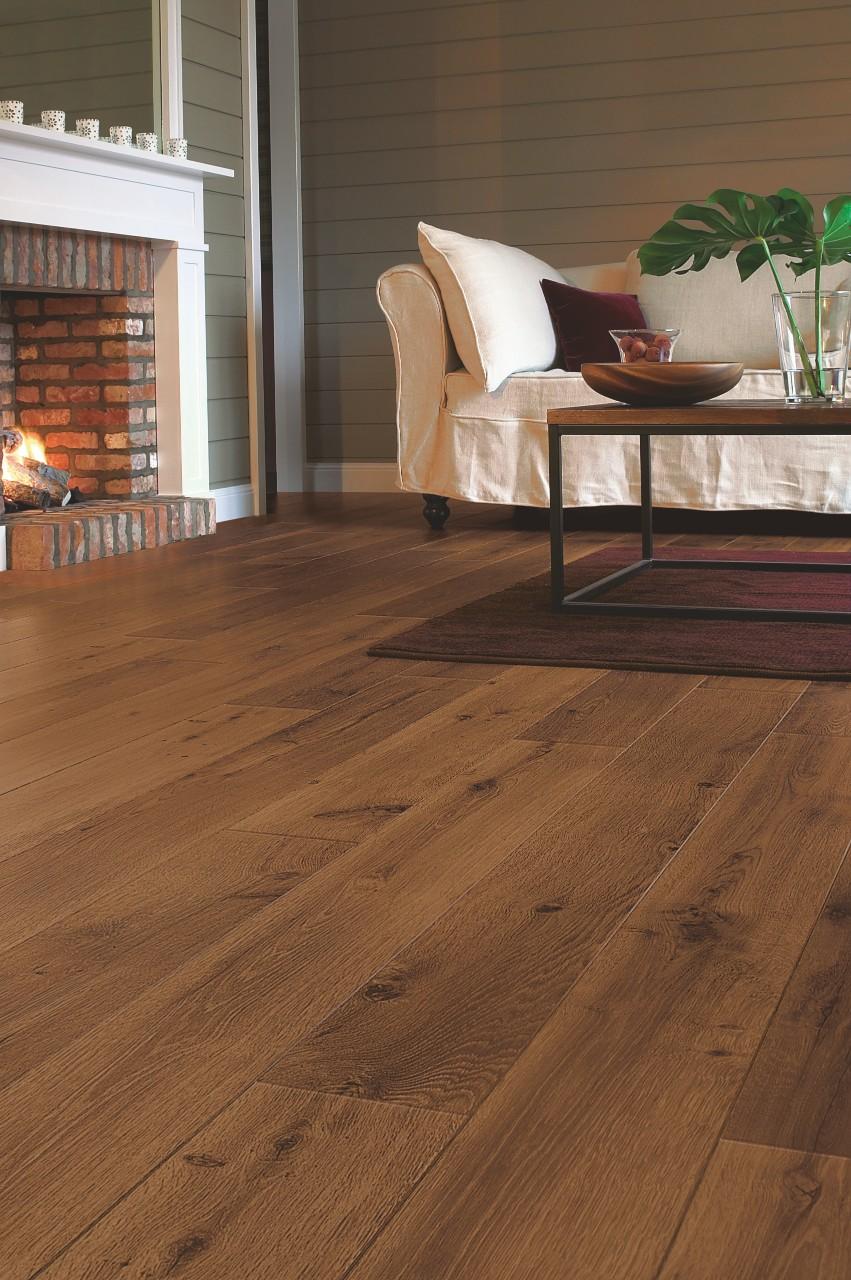 uf1001 eiche dunkelge lt vintage laminat holz und vinylb den. Black Bedroom Furniture Sets. Home Design Ideas