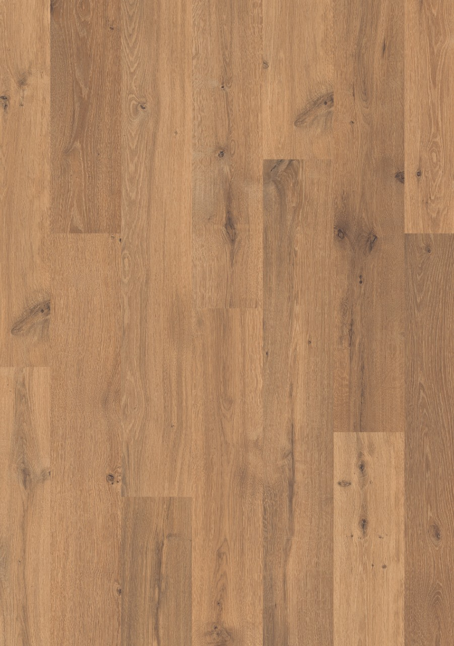 Dark brown Eligna Laminate Vintage oak natural varnished EL995