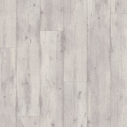 Lysegrå Impressive Laminat Concrete wood light grey IM1861