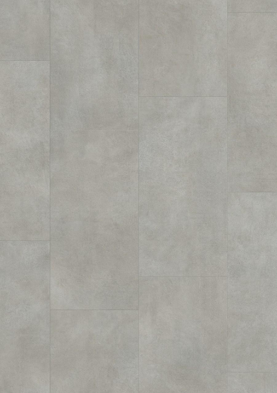 Tmavě šedá Ambient Click Plus Vinyl Beton teple šedý AMCP40050