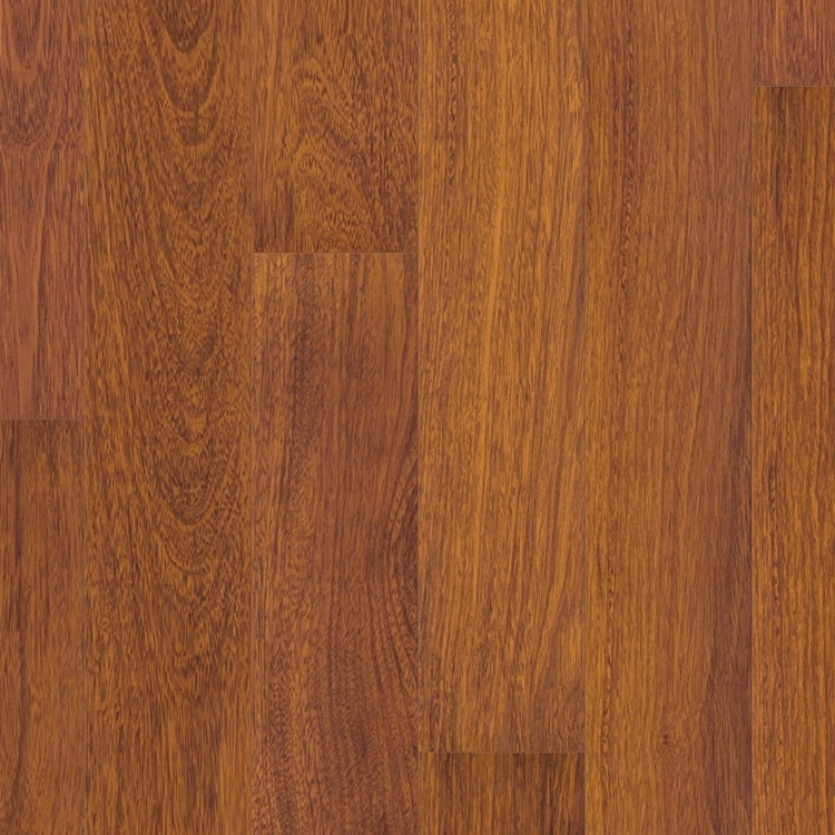 Red Largo Laminate Natural varnished merbau LPU3988
