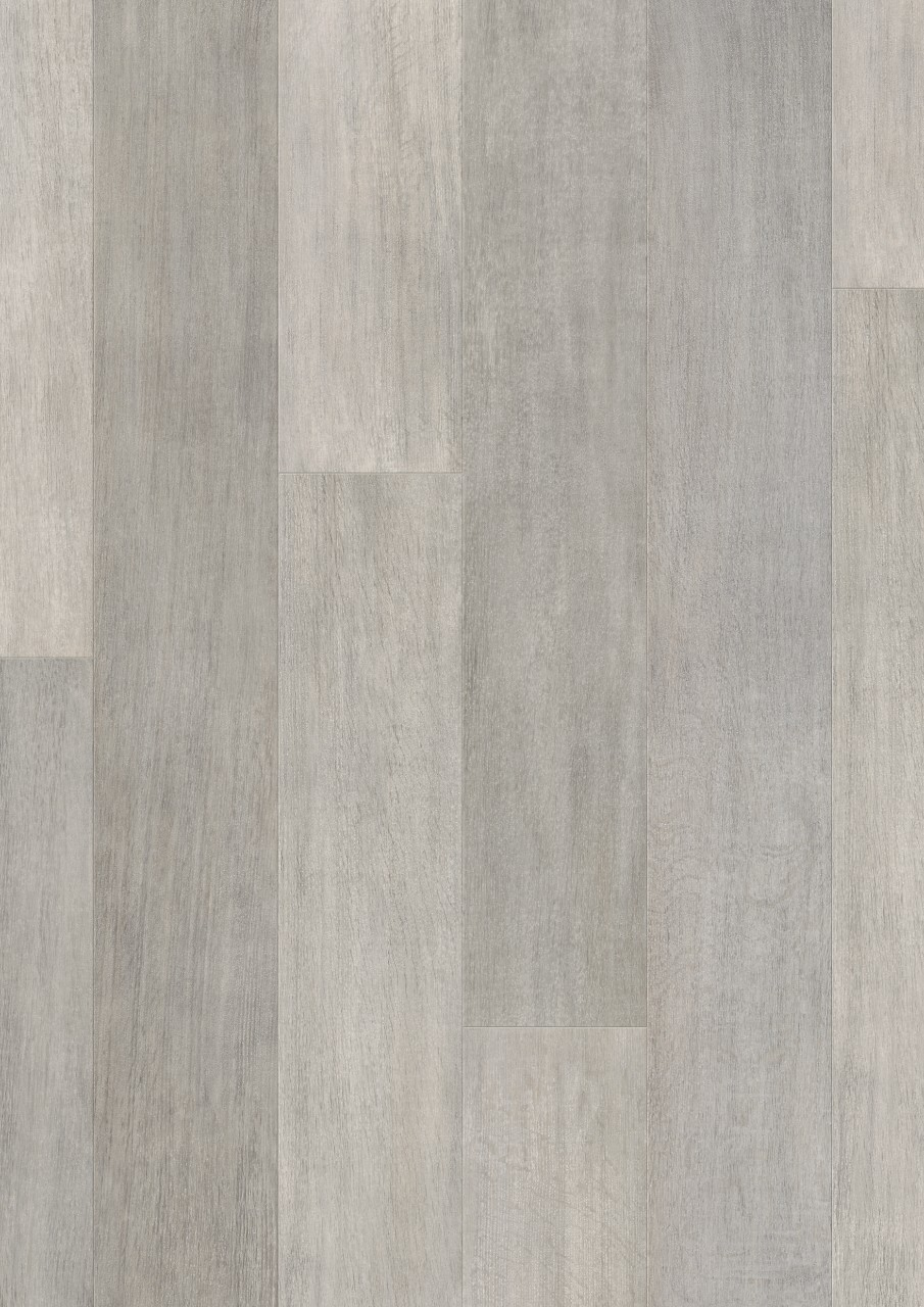 Gri deschis Largo Laminate Parchet de stejar autentic LPU1505