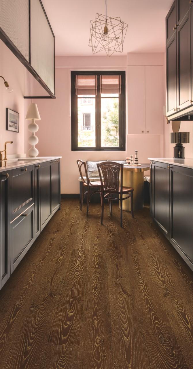 EL3466 | Rovere sbiancato dorato metallizzato | Bellissimi pavimenti ...