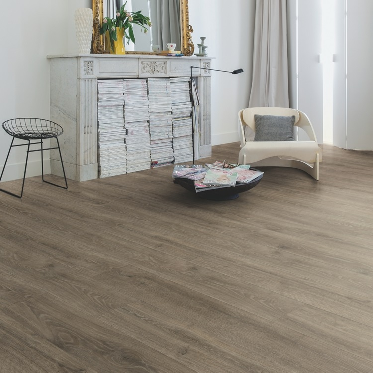Gris oscuro Majestic Laminados Roble bosque marrón MJ3548