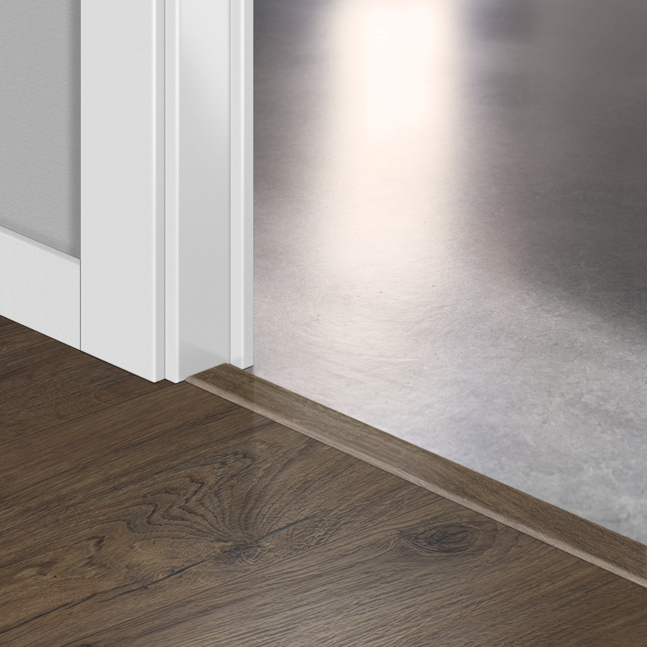 QSINCP Laminate Accessories Classic oak brown QSINCP01849