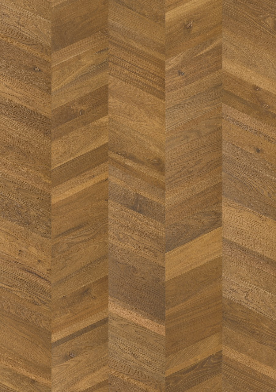 Dark brown Intenso Hardwood Traditional oak oiled INT3902