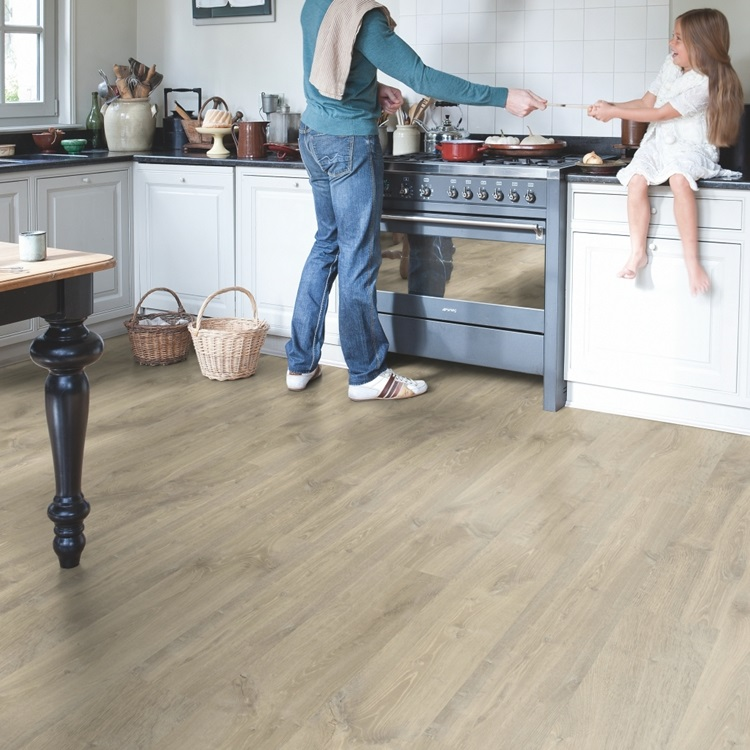 Beige Creo Laminate Louisiana oak beige CR3175