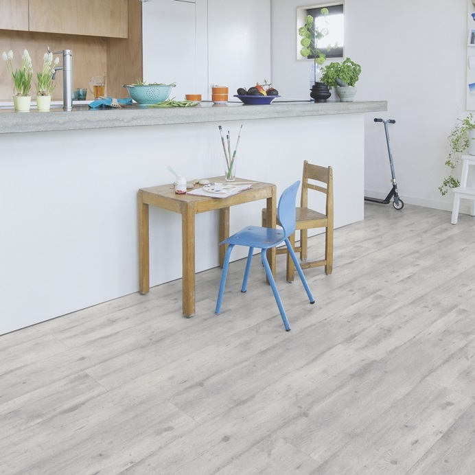 IMU1861 | Cemento grigio chiaro | Bellissimi pavimenti in ...