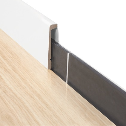 QSISKRCOVER Laminate Accessories Paintable Skirting Board Cover QSISKRCOVER
