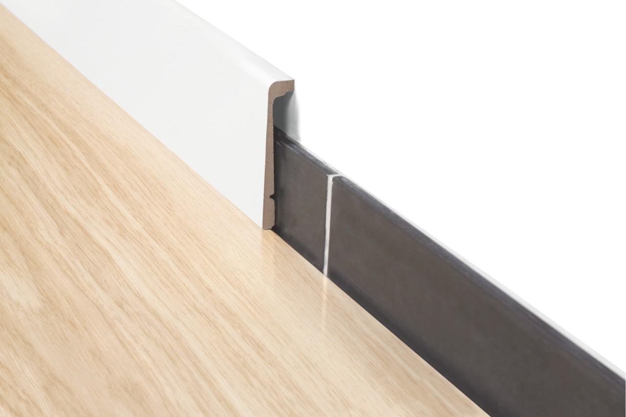 comment finir votre sol stratifi sols stratifi s vinyles et parquets. Black Bedroom Furniture Sets. Home Design Ideas