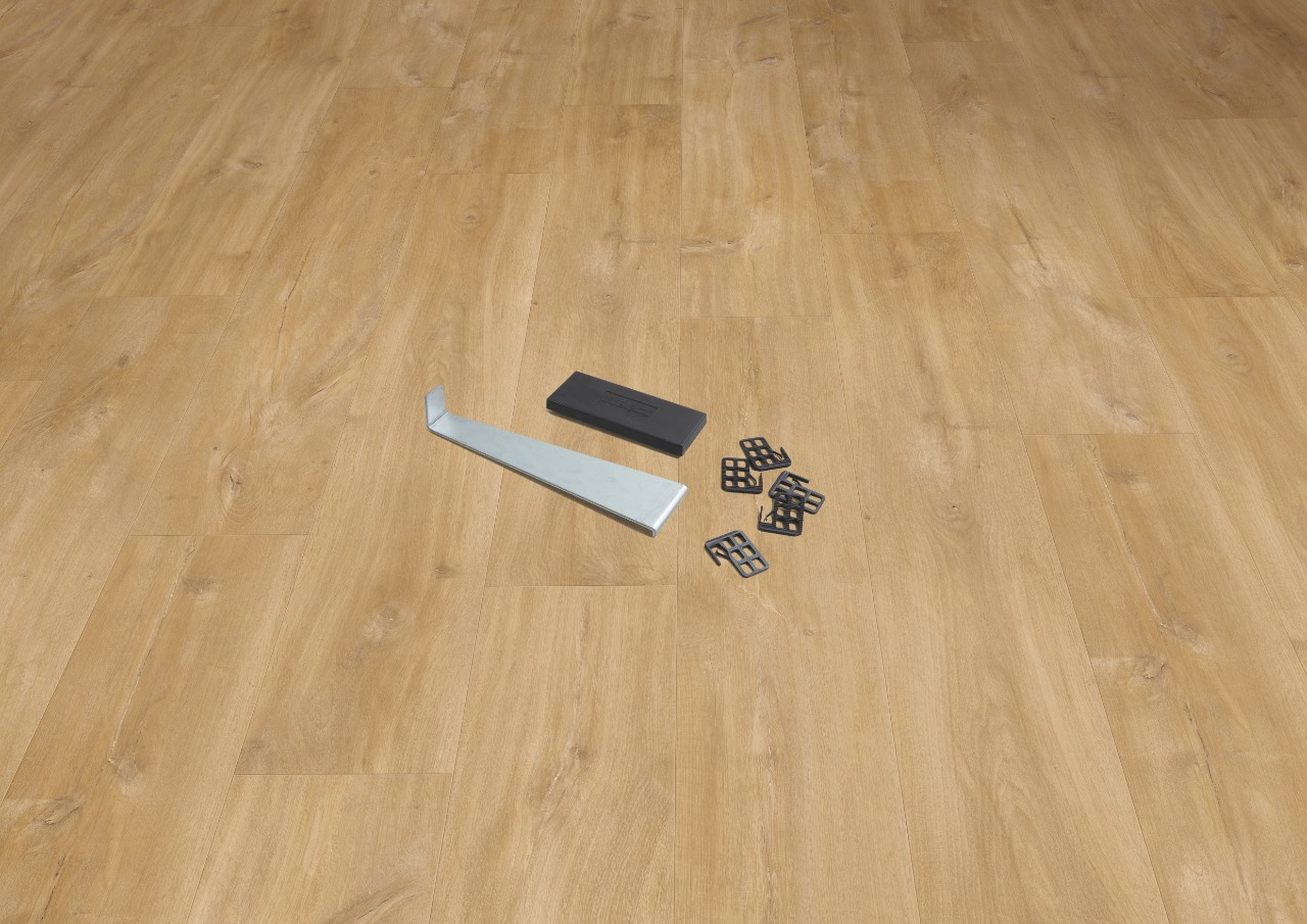 QSTOOL Laminate Accessories Laminate And Parquet Installation Set QSTOOLA